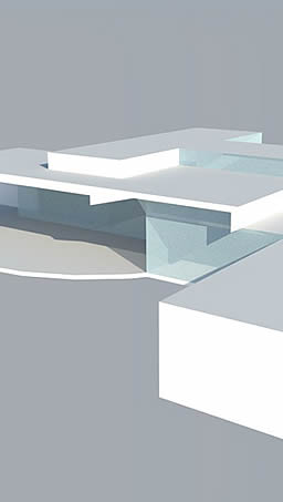 Design of new museum entrance & galleries