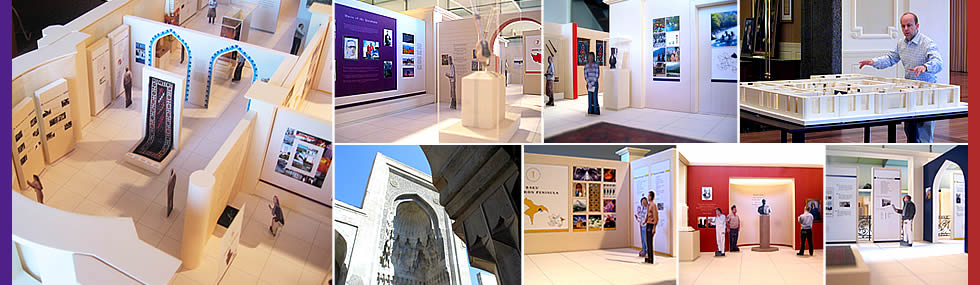 Islamic exhibition design